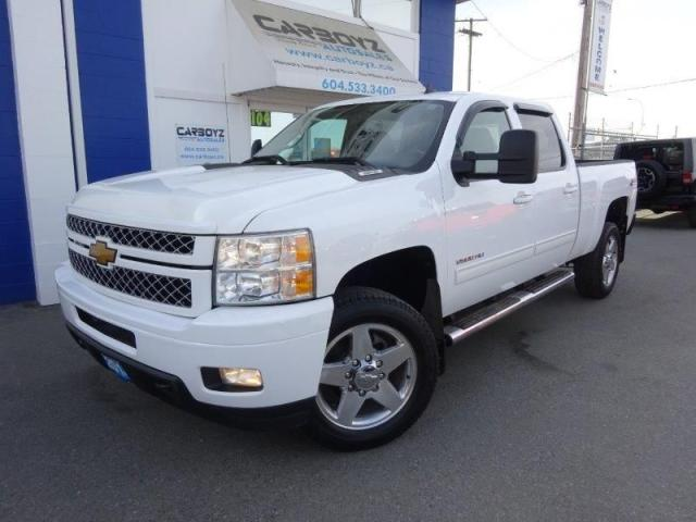 2014 Chevrolet Silverado 2500 LTZ Z71 4x4, Crew 6.6 Box, Nav, Sunroof, Leather