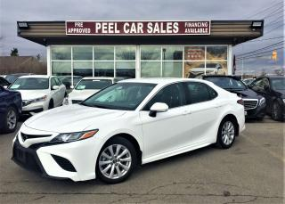 Used 2018 Toyota Camry SE|LEATHER|ALLOYS| for sale in Mississauga, ON