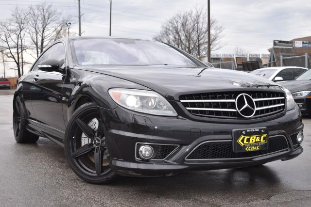 2008 Mercedes-Benz CL63 AMG CL63 AMG - OVER 500HP - ONTARIO CAR - LOADED!