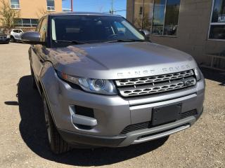 Used 2013 Land Rover Range Rover Evoque Pure for sale in Waterloo, ON