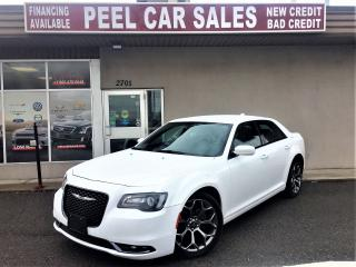 Used 2018 Chrysler 300 300S|NAVI|LEATHER|CLEANCARPROOF for sale in Mississauga, ON