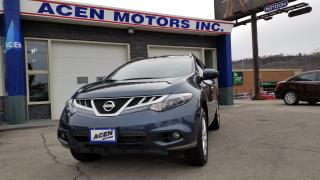 2012 Nissan Murano SL-AWD-PAN ROOF-BACKUP CAMERA