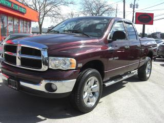 Used 2004 Dodge Ram 1500 SLT 4x4 for sale in London, ON