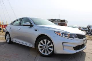 Used 2016 Kia Optima LX+ BACKUP CAM|HTD STEERING|CLEAN CARFAX for sale in Mississauga, ON