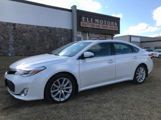Used 2013 Toyota Avalon Limited | NAVI | Rear View Camera | BLIS | BT | for sale in North York, ON