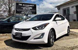 Used 2015 Hyundai Elantra SE SUNROOF BACK-UP CAM NO ACCIDENT for sale in Mississauga, ON