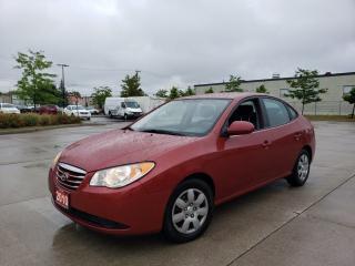 Used 2010 Hyundai Elantra 4 Door, Auto, Low km, 3/Y warranty avail. for sale in Toronto, ON
