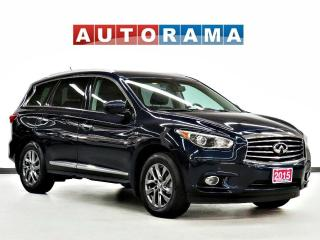 Used 2015 Infiniti QX60 NAVIGATION BACK UP CAM LEATHER SUNROOF 7-PASS for sale in Toronto, ON