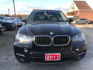 Used 2011 BMW X5 35i for sale in Hamilton, ON