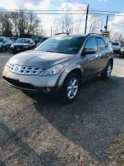 Used 2003 Nissan Murano NEW WINTER TIRES FULLY LOADED SPECIAL EDITION for sale in Toronto, ON