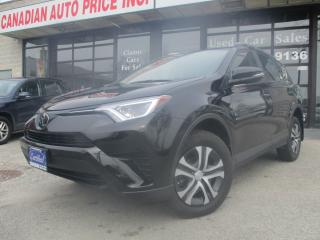 Used 2017 Toyota RAV4 LE-AWD-CAMERA-BLUETOOTH-HEATED-WARRANTY for sale in Scarborough, ON
