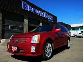Used 2008 Cadillac SRX for sale in Surrey, BC