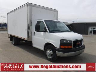 Used 2010 GMC G3500 Commercial Vans Aluminum Body 16 Foot HI Cutaway for sale in Calgary, AB