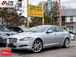 Used 2015 Jaguar XF Leather*Sunroof*Navi*MeridianSound*FullOpti for sale in Toronto, ON