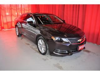 Used 2015 Chevrolet Impala 2LT V6 | Remote Start | Park Assist for sale in Listowel, ON