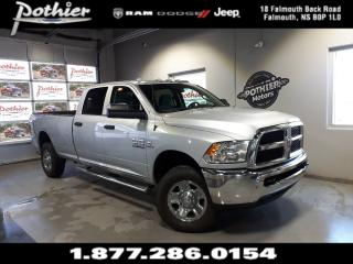 Used 2018 RAM 2500 St Crew | DIESEL | REAR CAMERA | UCONNECT | for sale in Falmouth, NS
