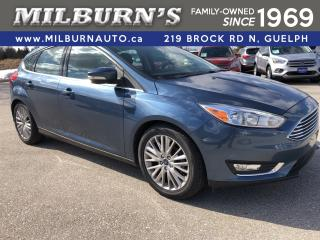 Used 2018 Ford Focus Titanium for sale in Guelph, ON