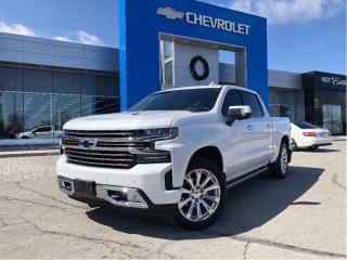 Used 2019 Chevrolet Silverado 1500 High Country for sale in Barrie, ON