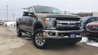 Used 2017 Ford F-350 Super Duty SRW XLT 6.7 V8 DIESEL REVERSE CAMERA HEATED SEATS for sale in Midland, ON