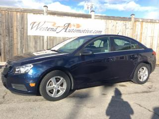 Used 2011 Chevrolet Cruze LT Turbo for sale in Stittsville, ON