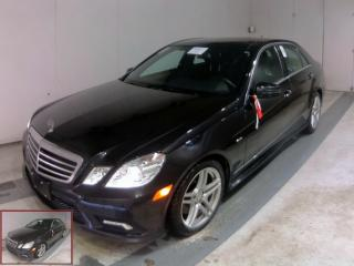 Used 2011 Mercedes-Benz E-Class 4dr Sdn 3.0L BlueTec Navi, Camera, Panoramic, 84000 KM! for sale in Toronto, ON