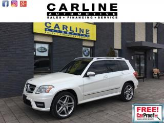 Used 2012 Mercedes-Benz GLK-Class 4MATIC 4dr for sale in Nobleton, ON
