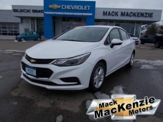 Used 2018 Chevrolet Cruze LT for sale in Renfrew, ON