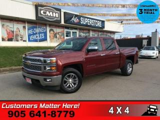 Used 2014 Chevrolet Silverado 1500 LT w/1LT  TRUE-NORTH CAM EZ-GATE REMOTE for sale in St. Catharines, ON