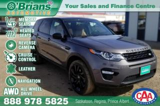 Used 2016 Land Rover Discovery Sport HSE Luxury for sale in Saskatoon, SK