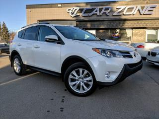 Used 2014 Toyota RAV4 Limited, Leather, Navigation, Sunroof for sale in Calgary, AB