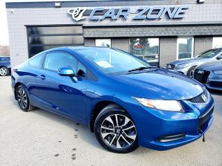 Used 2013 Honda Civic Cpe EX COUPE SUNROOF REMOTE START for sale in Calgary, AB