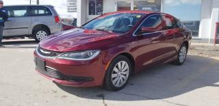Used 2015 Chrysler 200 LX for sale in Owen Sound, ON