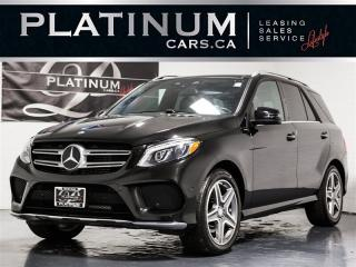 Used 2016 Mercedes-Benz GLE350 d 4MATIC, AMG SPORT, NAVI, PANO, Premium for sale in Toronto, ON