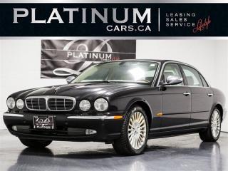 Used 2005 Jaguar XJ8 Vanden Plas Long WHEELBASE, NAV, WOOD, Heated Lthr for sale in Toronto, ON