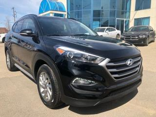 Used 2018 Hyundai Tucson SE Leather Panoramic Roof for sale in Edmonton, AB