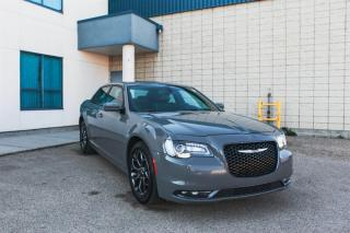 Used 2018 Chrysler 300 Series S AWD Leather Navigation Panoramic Roof for sale in Edmonton, AB