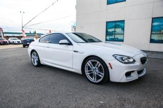 Used 2012 BMW 650i xDrive M Package for sale in Edmonton, AB