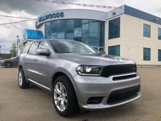 Used 2019 Dodge Durango GT LEATHER SUNROOF for sale in Edmonton, AB