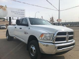 Used 2016 RAM 3500 SLT Diesel Dually for sale in Edmonton, AB