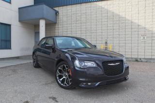 Used 2017 Chrysler 300 Series S Leather Navigation Panoramic Roof for sale in Edmonton, AB