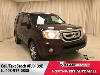 Used 2009 Honda Pilot Touring for sale in Calgary, AB
