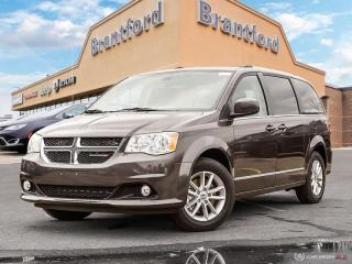 New 2019 Dodge Grand Caravan SXT  -  Uconnect -  Bluetooth - $224.58 B/W for sale in Brantford, ON