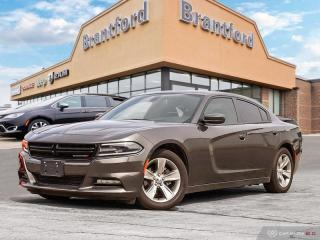 Used 2018 Dodge Charger SXT Plus  - Cooled Seats -  Bluetooth - $195.01 B/W for sale in Brantford, ON