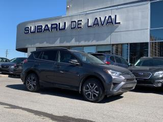Used 2017 Toyota RAV4 LE Awd ** Caméra de recul ** for sale in Laval, QC