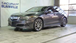 Used 2015 Acura TLX TECHNOLOGIE ** SH-AWD ** ACHAT A PARTIR for sale in Blainville, QC