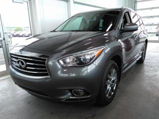 Used 2015 Infiniti QX60 7 Passagers , Awd for sale in Lévis, QC
