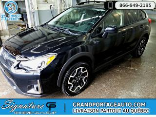 Used 2016 Subaru XV Crosstrek 2.0i 5 portes AWD ***SPORT*** clean!!! for sale in Rivière-Du-Loup, QC