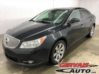 Used 2010 Buick LaCrosse Cxl V6 Cuir for sale in Shawinigan, QC