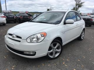 Used 2011 Hyundai Accent Toit-Ouvrant for sale in Carignan, QC