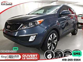 Used 2013 Kia Sportage Sx Turbo Gps Awd for sale in Québec, QC